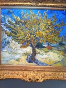 "Vincent Van Gogh - ""The Mulberry Tree"""