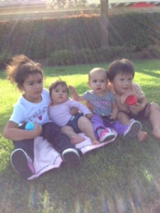 Kaelyn, Harper, Kiley & Chace